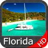 Boating Florida HD - GPS nautical & fishing charts