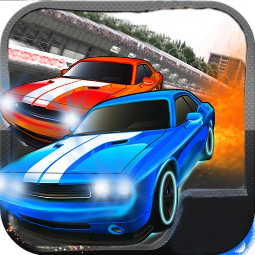 Accelerate Race Goal:A Black Strike Road iOS App