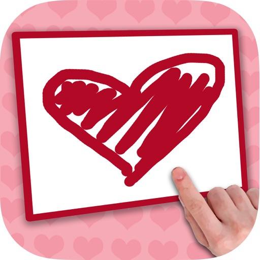 cr er des cartes d 39 amour et l 39 amour de la conception des cartes postales avec l 39 amour et des. Black Bedroom Furniture Sets. Home Design Ideas