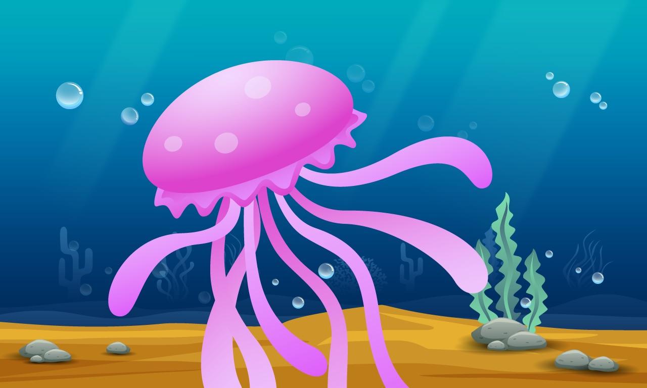 Jelly Jump - Sea Adventure