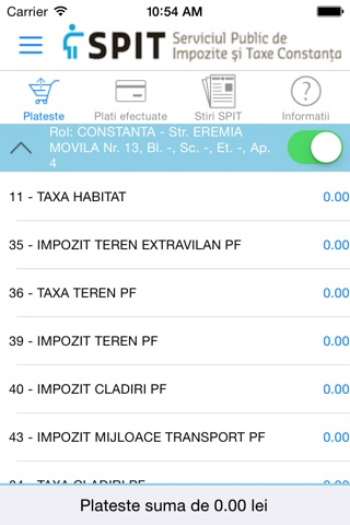 eTax Mobile - SPIT screenshot 4