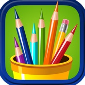 coloring pages for kids educational color book - Colors Book
