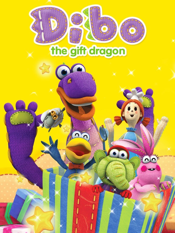 Dibo the Gift Dragon 1 on the App Store