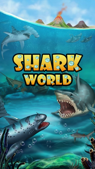 shark world sharks jurassic animal battle games on the app store iphone screenshot 1