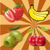 Matching Cards Game Fruit World Free fruit