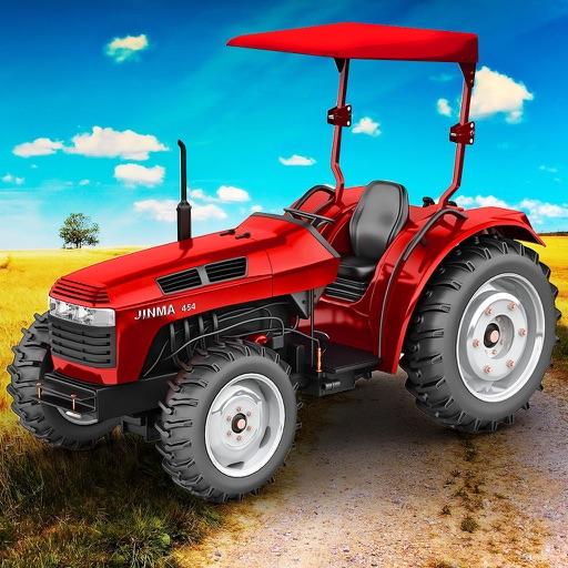Real Farm Harvest Simulator Games 2017 iOS App