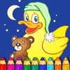 Little Bear And Duck Coloring Book Game Version Wiki