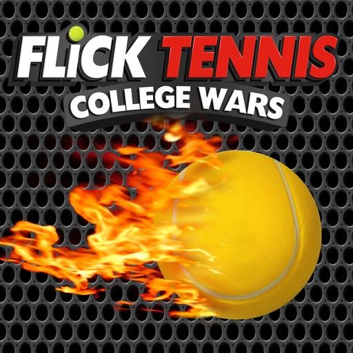 手指网球之学院战争:Flick Tennis: College Wars【3D 网球】