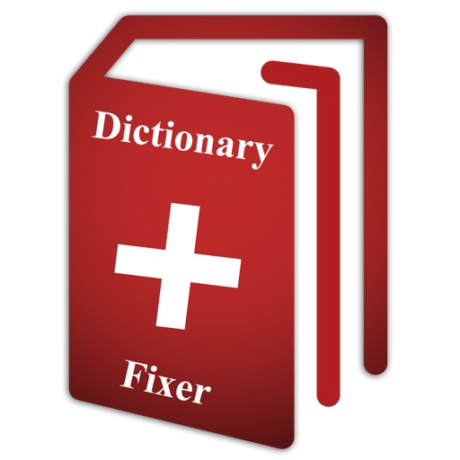 Local Dictionary Fixer