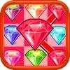Jewel Pop Mania - Match 3 Puzzle fight mania