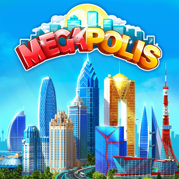 Megapolis How To Get Building Materials