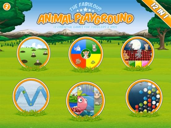 The fabulous Animal Playground Screenshots