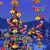Kid's Christmas Tree - Add Flashing Lights!