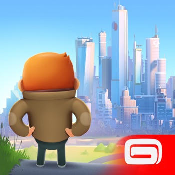 City Mania: Town Building Game app for iphone