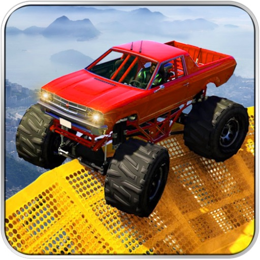 Monster Truck Stunts Pro