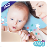 Smart baby stimulation activities development app - Sami Apps - Kids Education Concepts