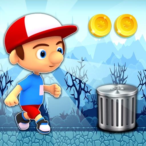 Super Jungle Boy - Running Adventure Game 2017 iOS App
