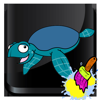 Coloring Book Drawing Ocean - Zoo Animal for kid Wiki