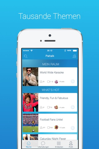 Paltalk - Group Video Chat App screenshot 3