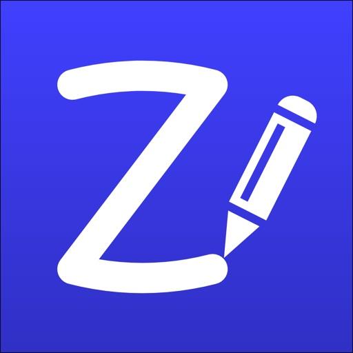 ZoomNotes- Notetake, Sketch, PDF, Present