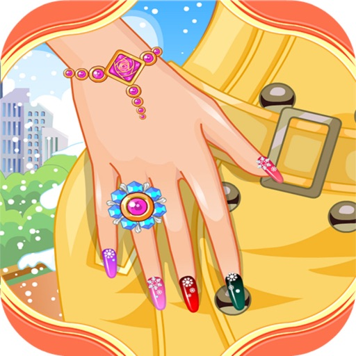 Cozy Winter Mani - Polish Fever iOS App