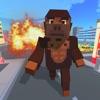 Blocky Gorilla: Crazy Kong Full
