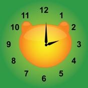 Jungle Tijd : leren klokkijken