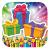 Free Coloring Gift Birthday Game For Kids Edition Wiki