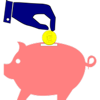 Banche Piggy Pacchetto adesivi Wiki