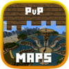 PvP FIGHTS MAPS FOR MINECRAFT PE PОCKET EDITION