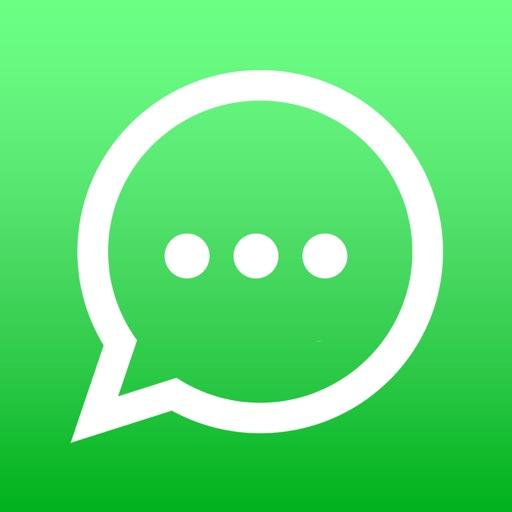 iPad Messenger для WhatsApp - бесплатный