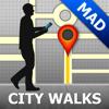 Madrid Map and Walks, Full Version