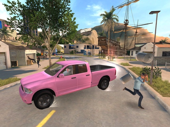 Goat Simulator PAYDAY Screenshots