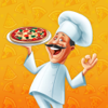 Monoara Begum - PizzaMoji - pizza stickers and emojis keyboard app artwork