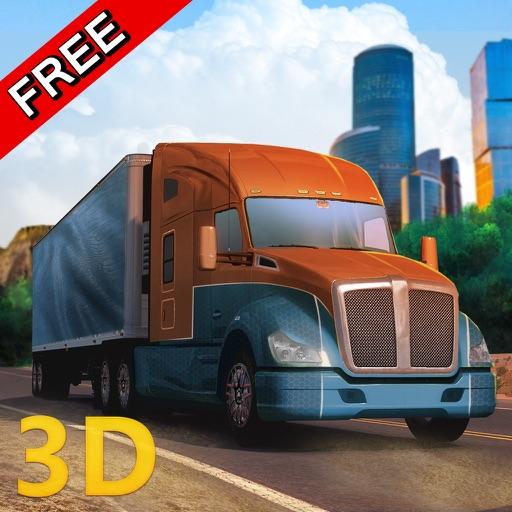 Semi Truck 4x4 Off-road Race Simulator iOS App