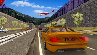 シティ タクシー ドライバ シム 2016年のスクリーンショット2