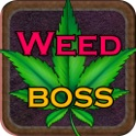 Weed Boss - Idle Ganja Bud Firm & Farm Tycoon Game icon