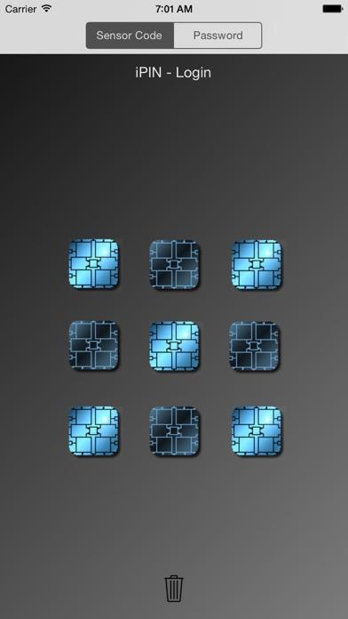 iPIN - Password Safe Screenshots