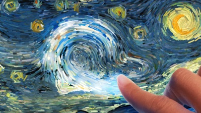 Screenshot #8 for Starry Night Interactive Animation