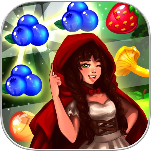 Red Riding Hood: Match & Catch images