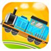 Train Builder: Kids Train Game