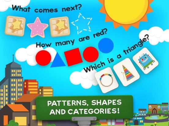 Screenshot #3 for Animal Math Kindergarten Games