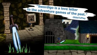 Swordigo Screenshots