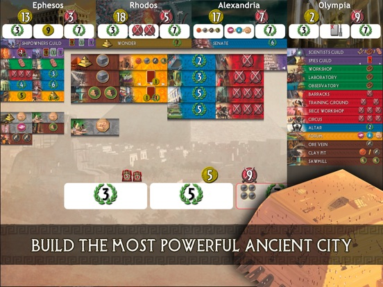 7 Wonders Screenshots