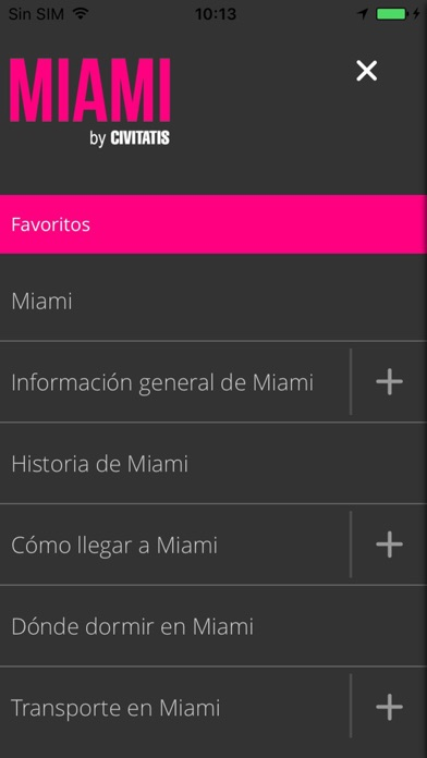 download Guía de Miami de Civitatis.com apps 3