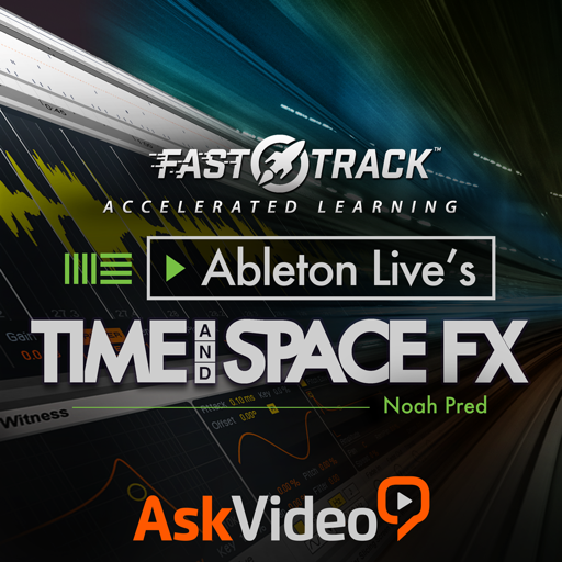 FastTrack™ for Live's Time & Space FX