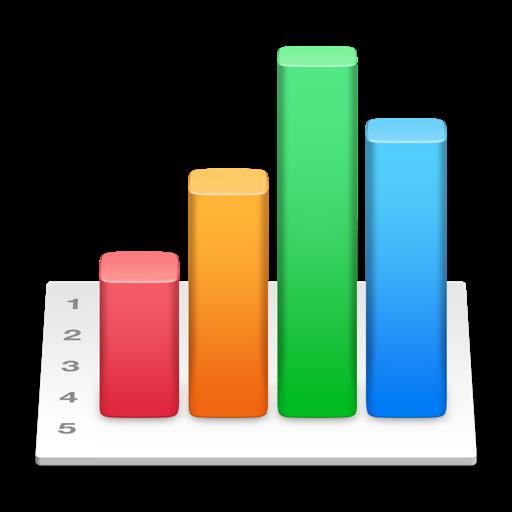 苹果开发的电子表单 Numbers