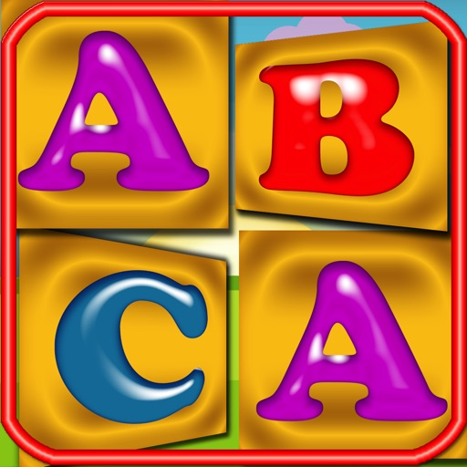 Alphabet Memory Flash Cards iOS App
