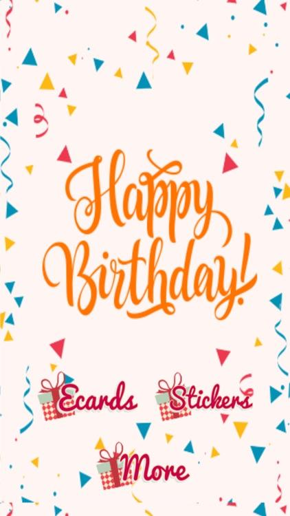 Birthday greeting ecards photo cards stickers by say king lee birthday greeting ecards photo cards stickers m4hsunfo