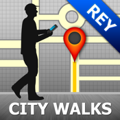 Reykjavik Map And Walks Full Version app review